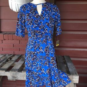 NWT TAYLOR FLORAL DRESS SZ 14 Women
